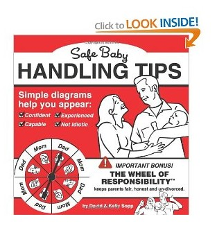 Safe Baby Handling Tips - Wet-your-pants hilarious